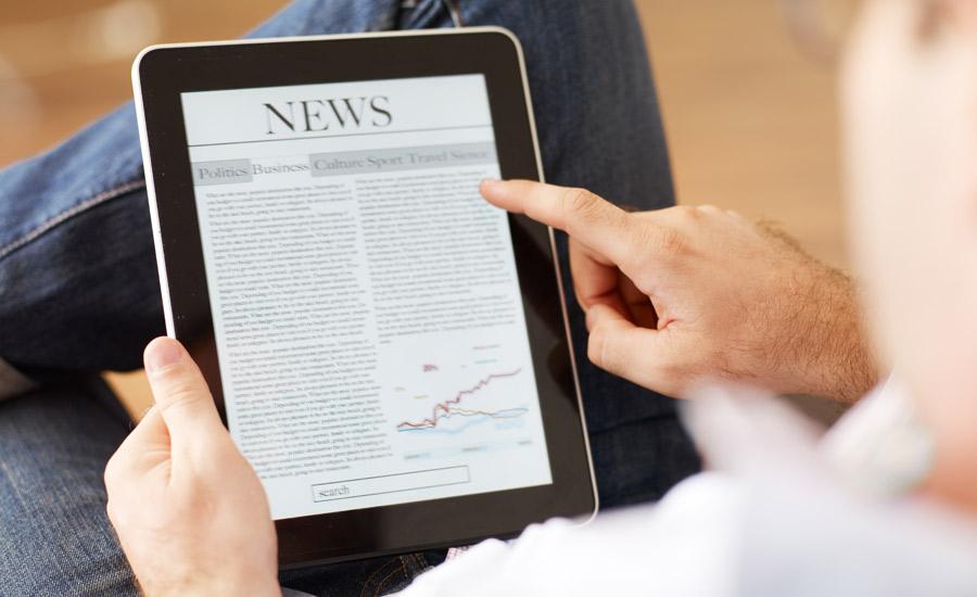 Prensa digital: muchos lectores pero pocos ingresos