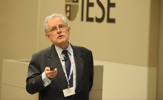 Antonio Argandoña | IESE Business School