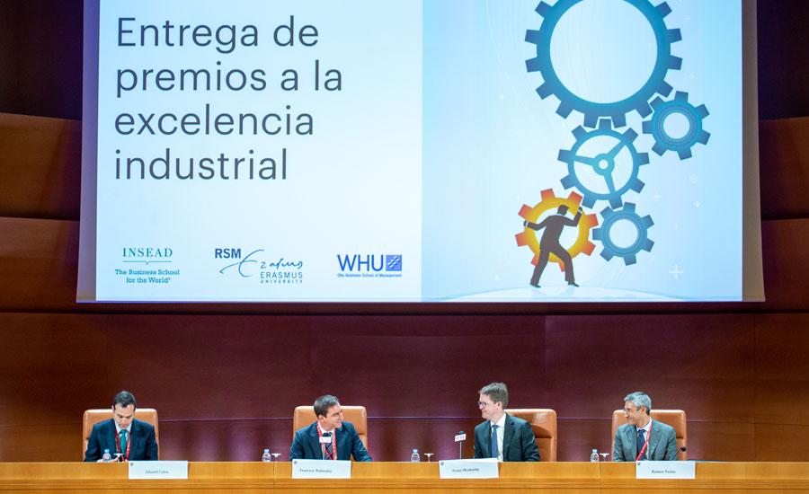 IFFrecibe el Premio a la Excelencia Industrial