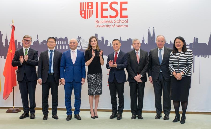 Premios a la internacionalización de los empresarios chinos