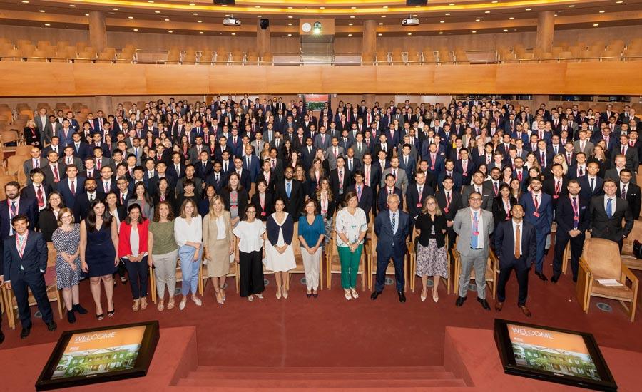 ¡Bienvenidos, MBA 2020!