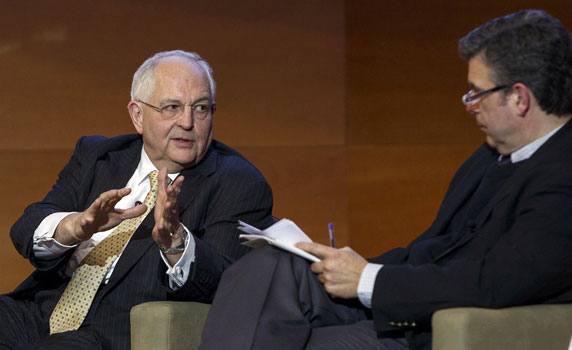 Martin Wolf | IESE Business School