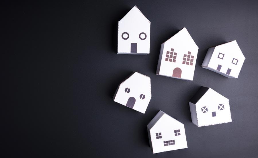 Los ahorros, estancados en el sector inmobiliario y los depósitos bancarios