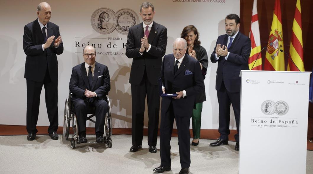 Mariano Puig, un ejemplo de empresario para las generaciones futuras