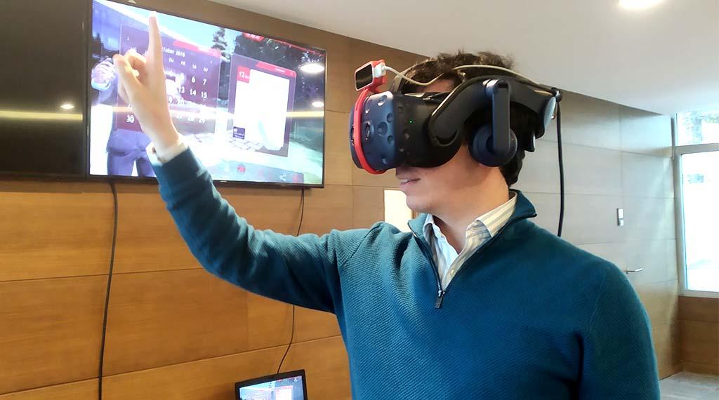 Hacer viable lo imposible gracias a la realidad virtual
