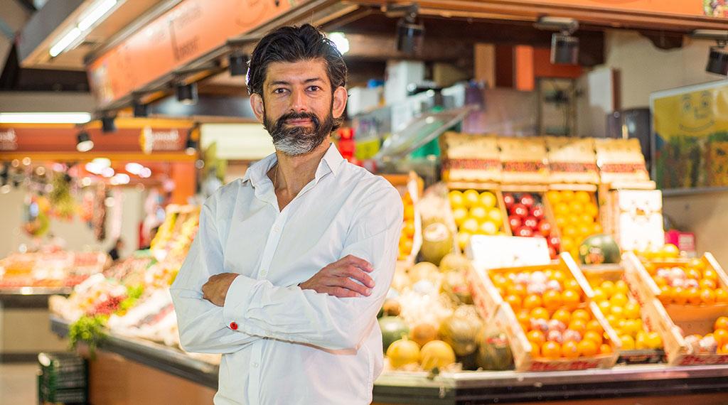 """Viresh Prashar: """"En cualquier lugar del mundo, lo más importante siempre son las personas"""""""