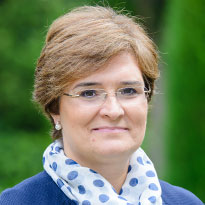 Profesora Mª Julia Prats