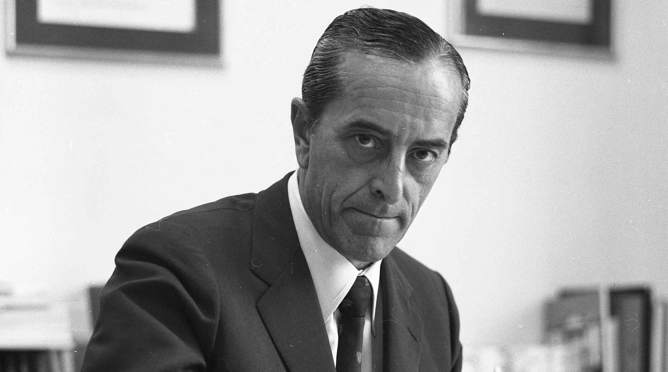 Fallece el prof. Juan Manuel Elorduy, persona clave en la historia del IESE
