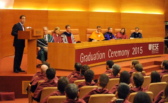 Graduación EMBA | IESE Business School