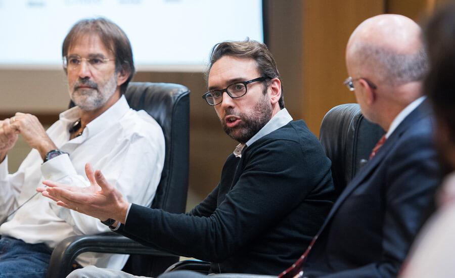 Luis Martín Cabiedes y Carlos de Otto | IESE Business School
