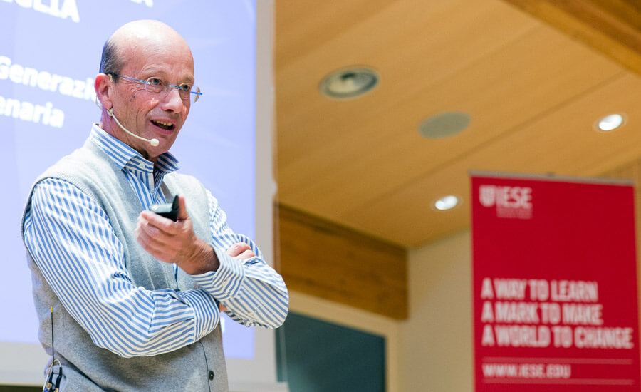 Marco Drago | IESE Business School