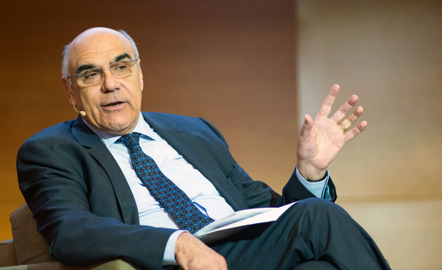 Salvador Alemany, presidente de Abertis | IESE Business School