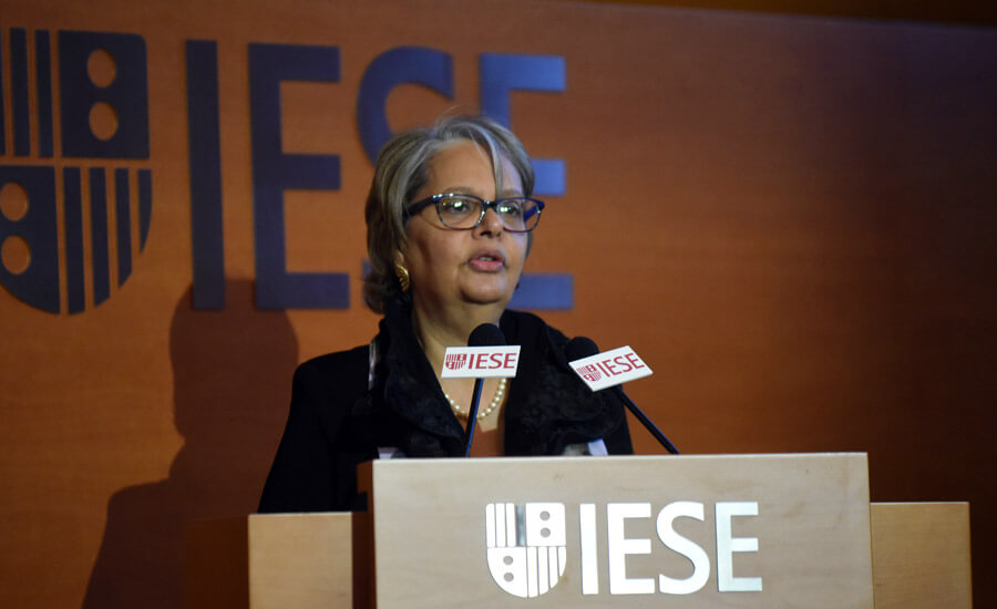 Patricia Francis | IESE Business School