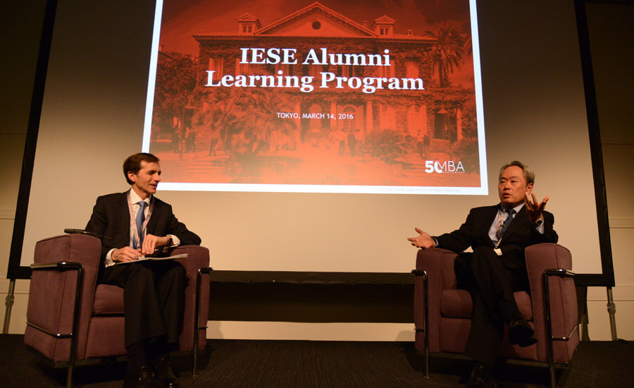 IESE Alumni Tokyo | IESE Business School