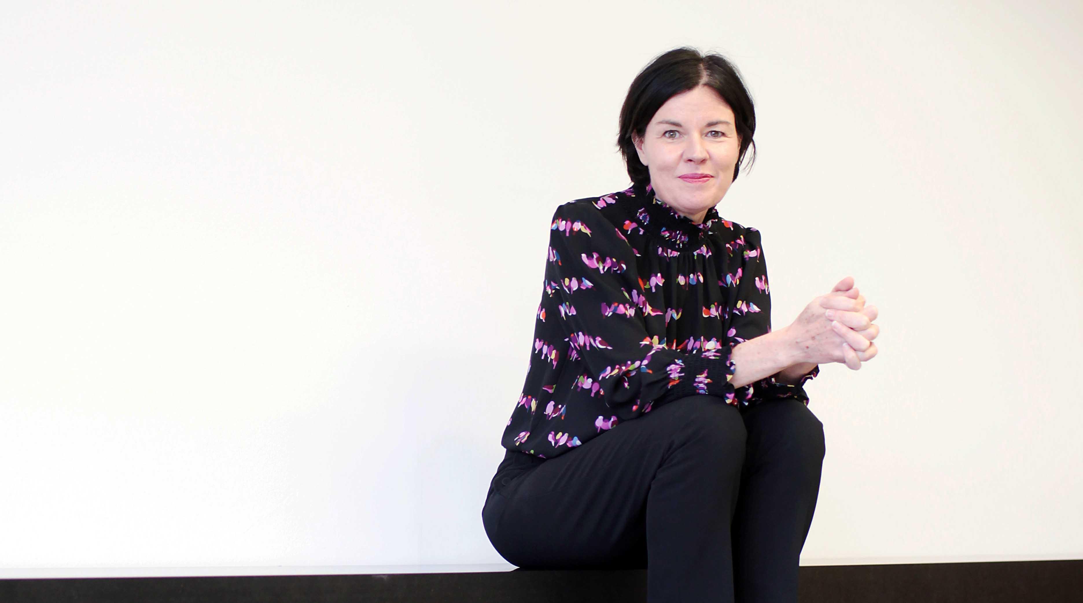 Diseñado para ser sencillo: Belinda Klaes lleva la cultura a todas partes