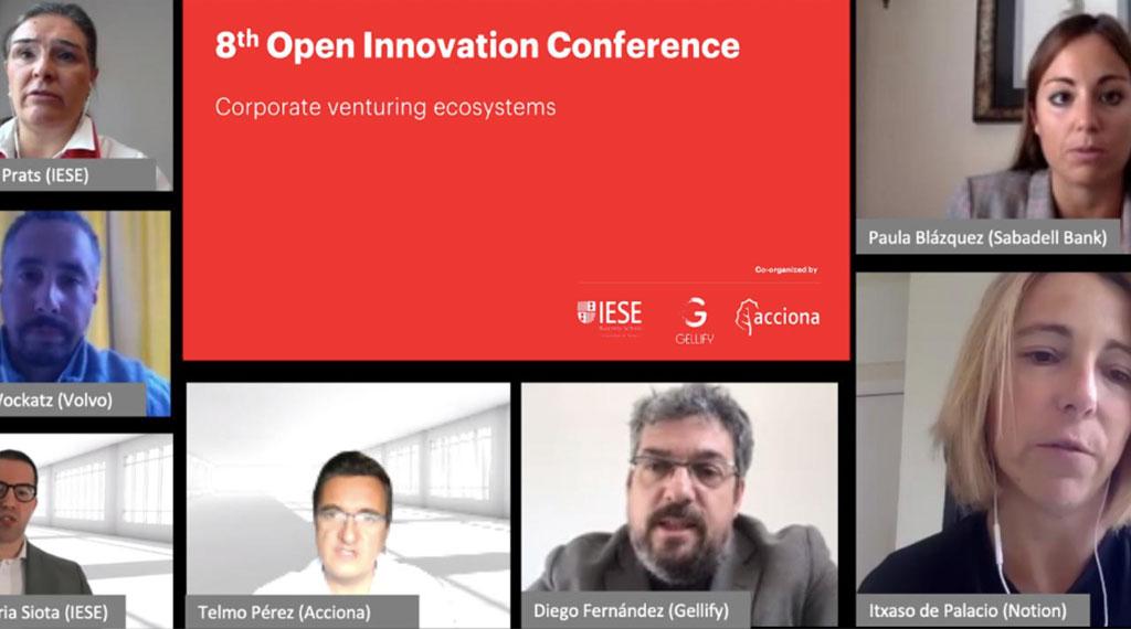 Manteniendo la innovación abierta