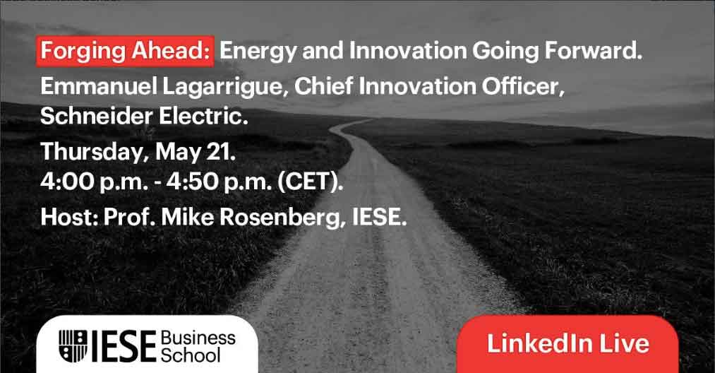 Keeping the Lights On: Energy and Innovation Going Forward