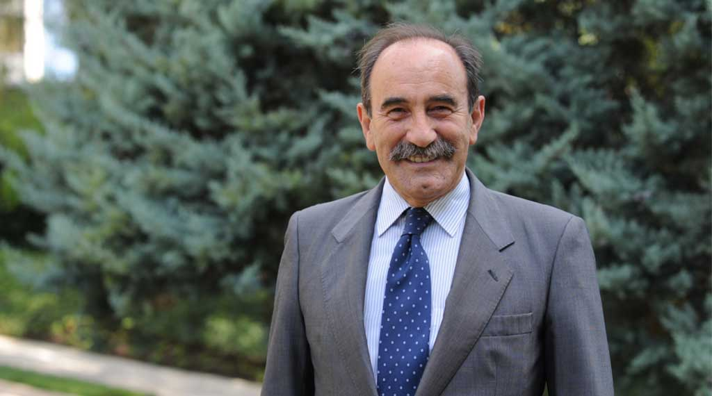 Prof. Luis Manuel Calleja