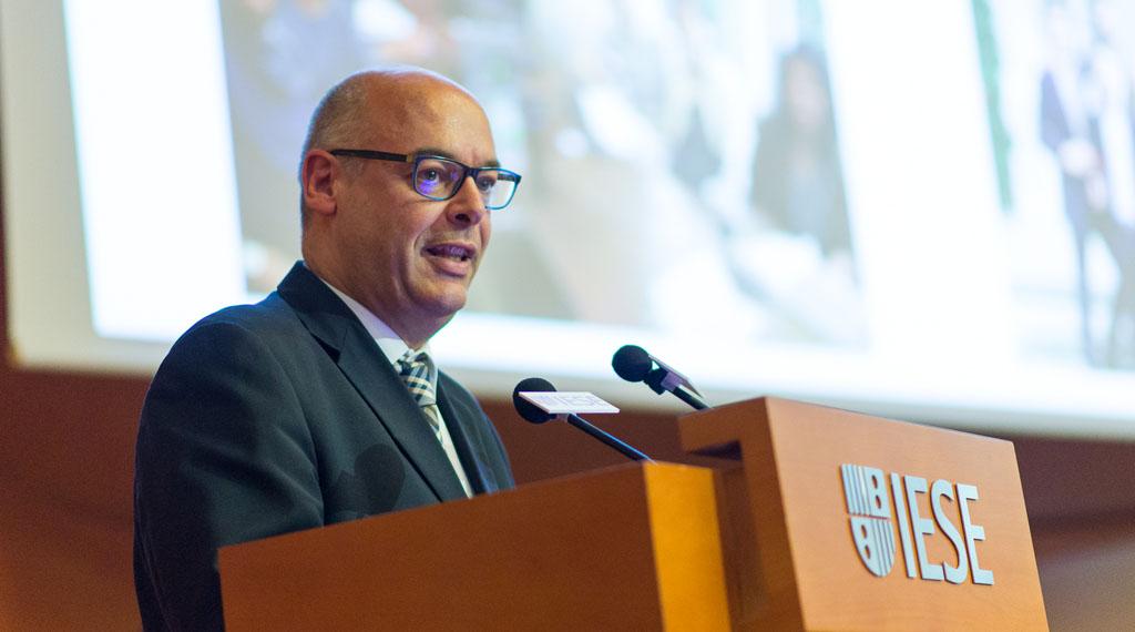 El IESE y Crèdit Andorrà presentan la nueva Cátedra de Emprendimiento y Banca