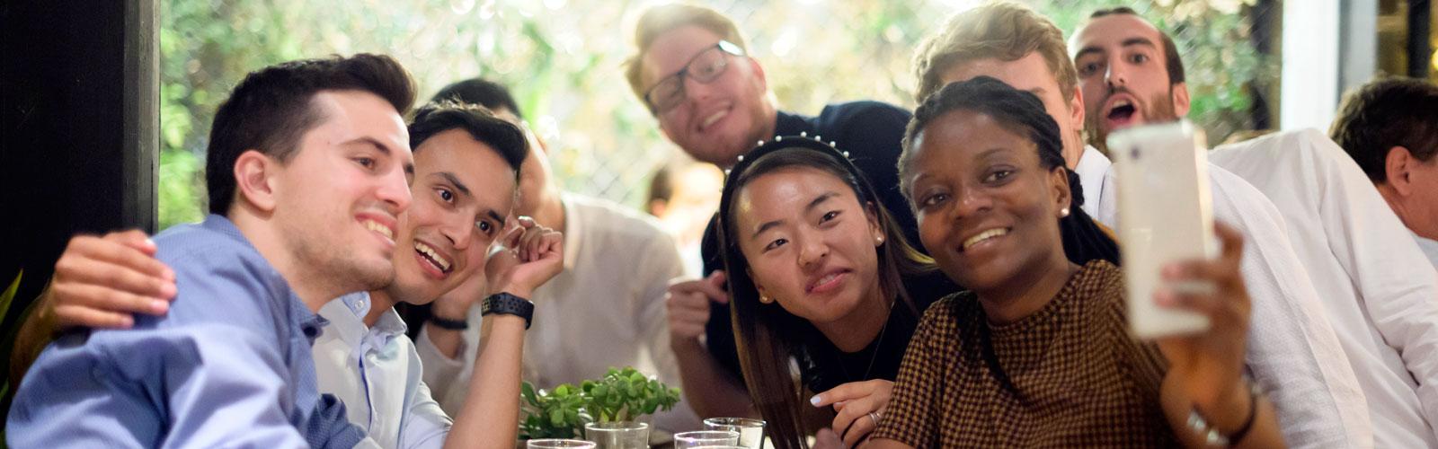 La diversidad en</br>IESE Business School