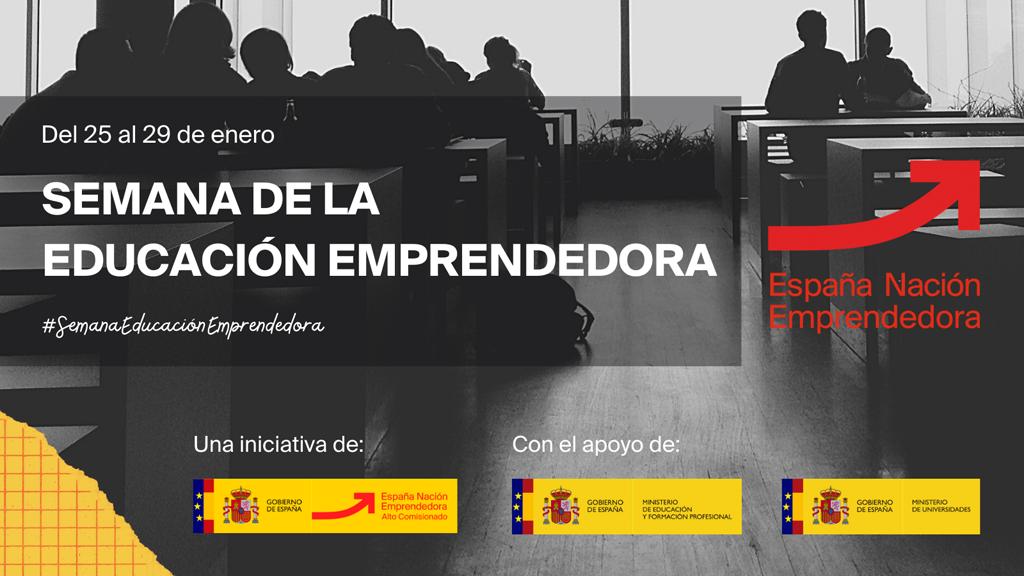 #SemanaEducaciónEmprendedora: formarse para emprender y tener impacto