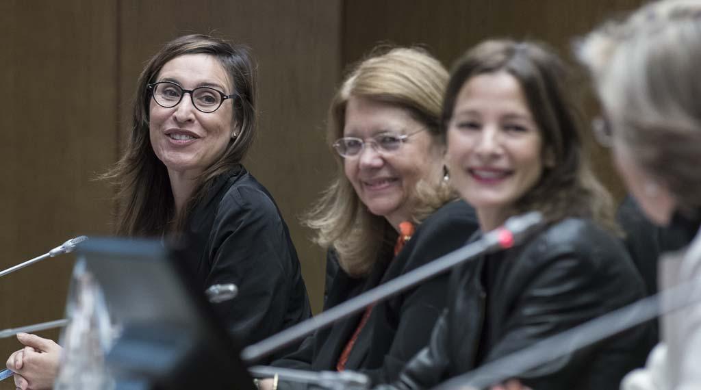 El número de mujeres consejeras en el IBEX crece 3,9 puntos y alcanza el 31,2% de los asientos