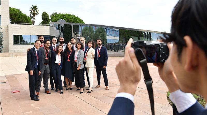 El IESE inicia un nuevo curso académico con récord de estudiantes en el MBA y nuevas medidas contra la Covid
