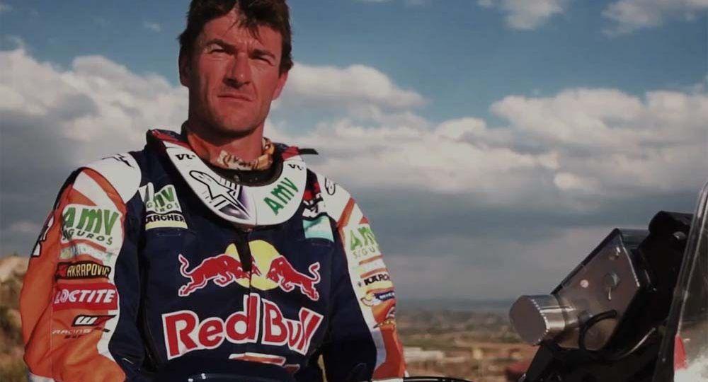 Marc Coma Dakar