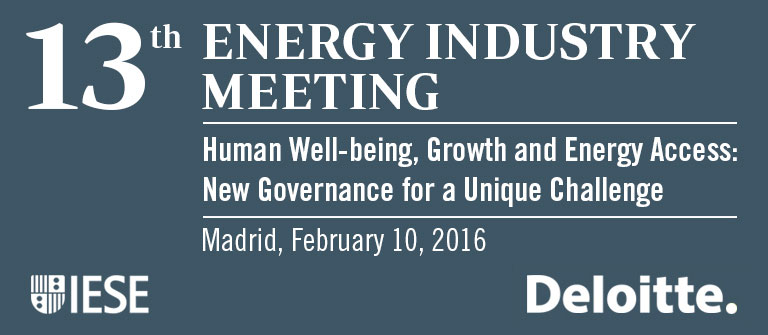13th Energy Industry Meeting