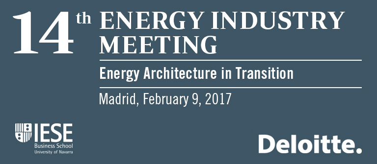 14th Energy Industry Meeting