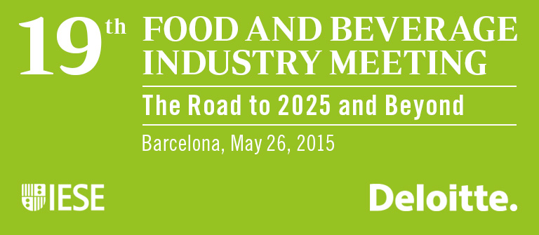 19th Food & Beverage Industry Meeting