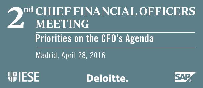 2nd Chief Financial Officers Meeting