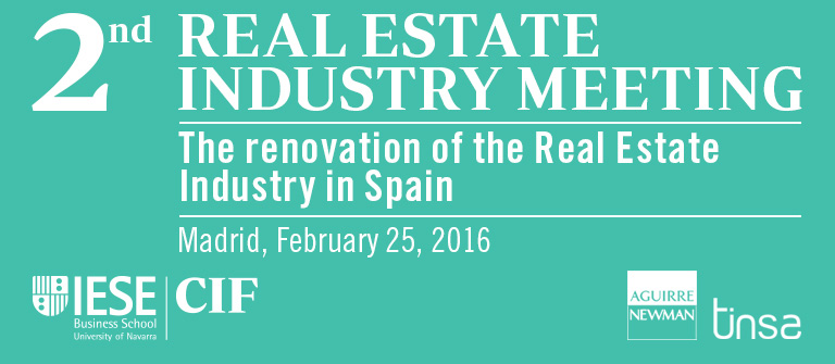 2nd Real Estate Industry Meeting