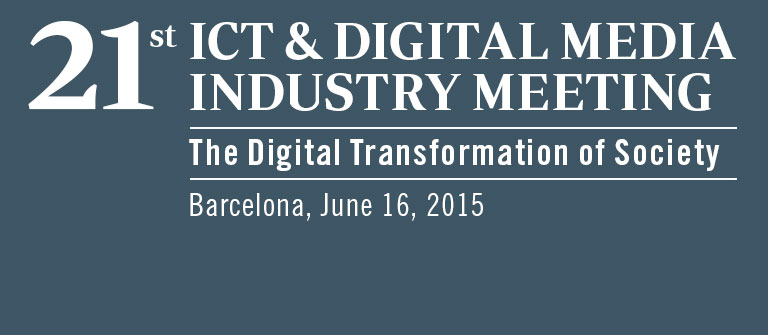 21st ICT & Digital Media Industry Meeting