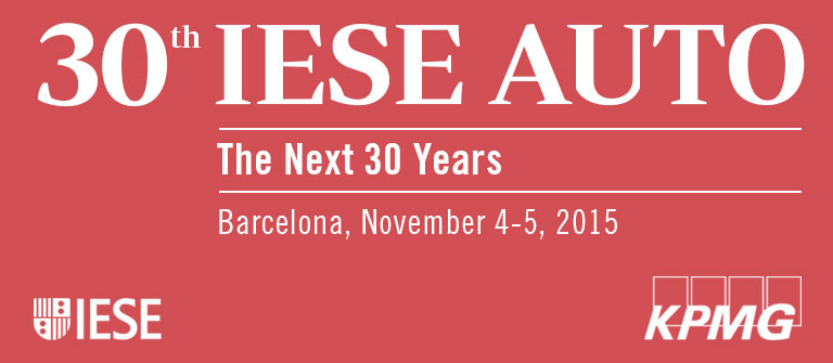 30th IESE Auto