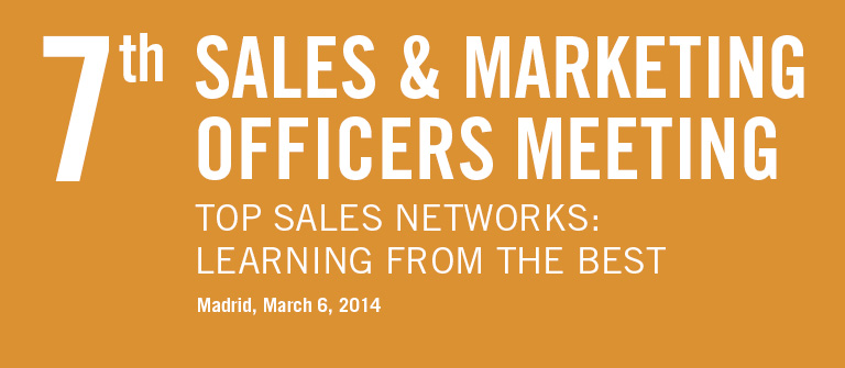 7th Sales & Marketing Officers Meeting - IESE Business School