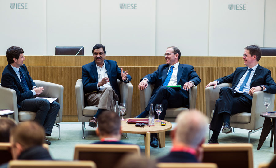 Global HR Think Tank | IESE Business School