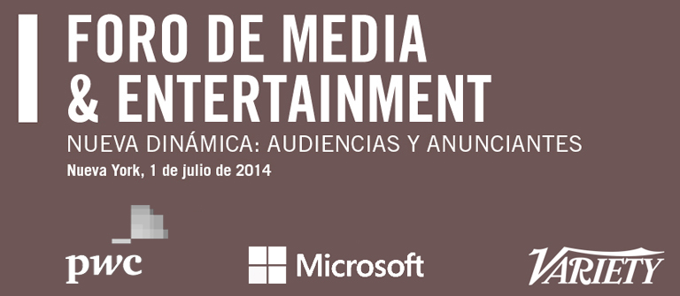 I Foro de Media & Entertainment