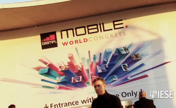 El Mobile World Congress no conoce la crisis