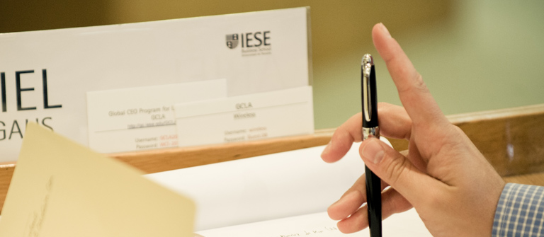 Center for Business and Society (CBS) - IESE Business School