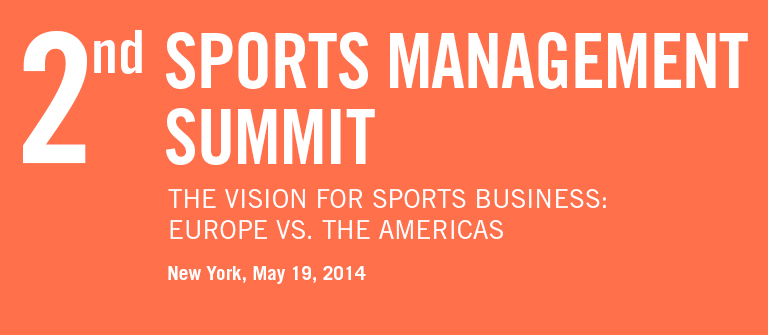 2nd Sports Management Summit - IESE Business School