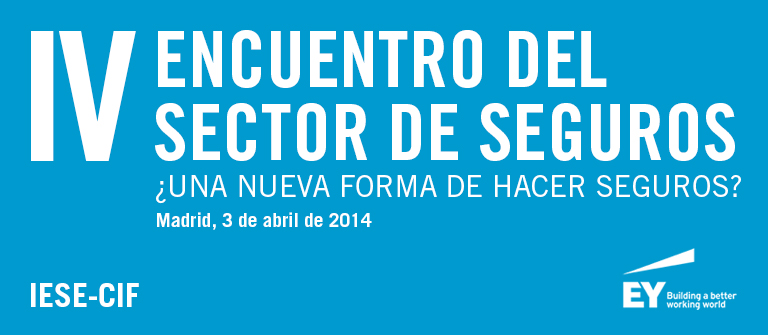 IV Encuentro del Sector Seguros - IESE Business School