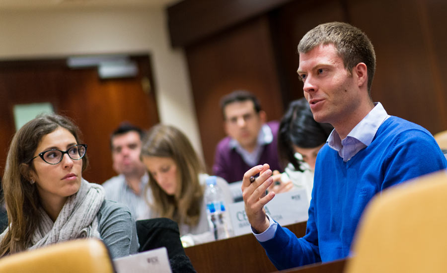 Young Talent Path | Undergraduates | IESE Business School