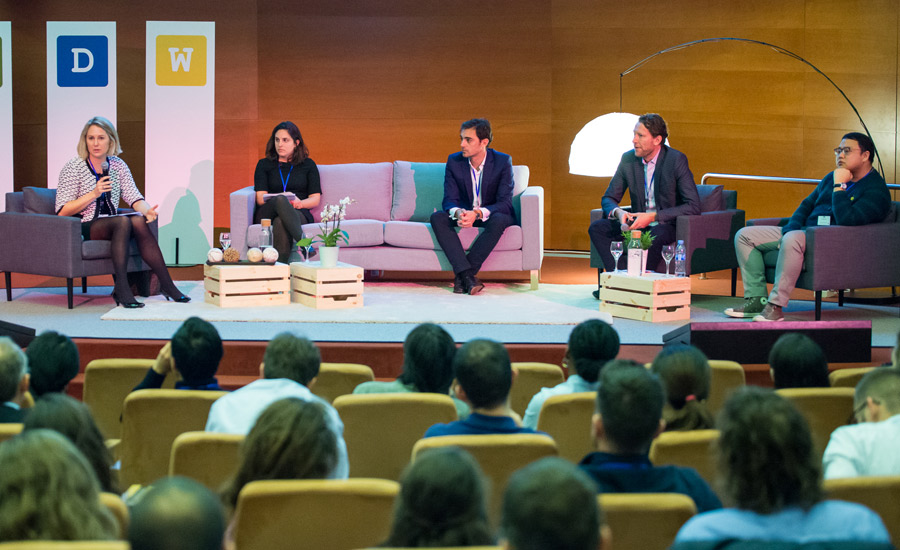 Impact investment panel | Doing Good Doing Well 2017 | IESE Business School