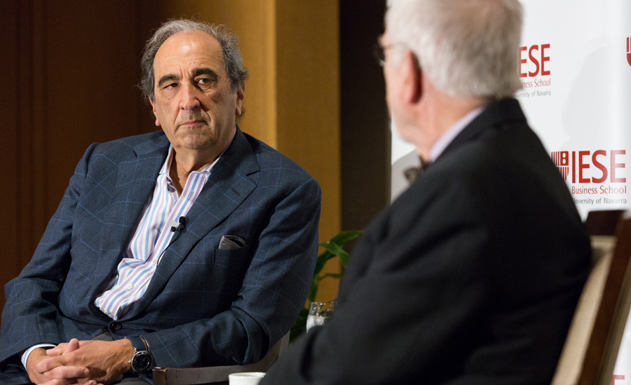 NBC News chairman Andrew Lack | IESE Business School