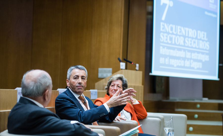7º Encuentro del Sector Seguros | IESE Business School