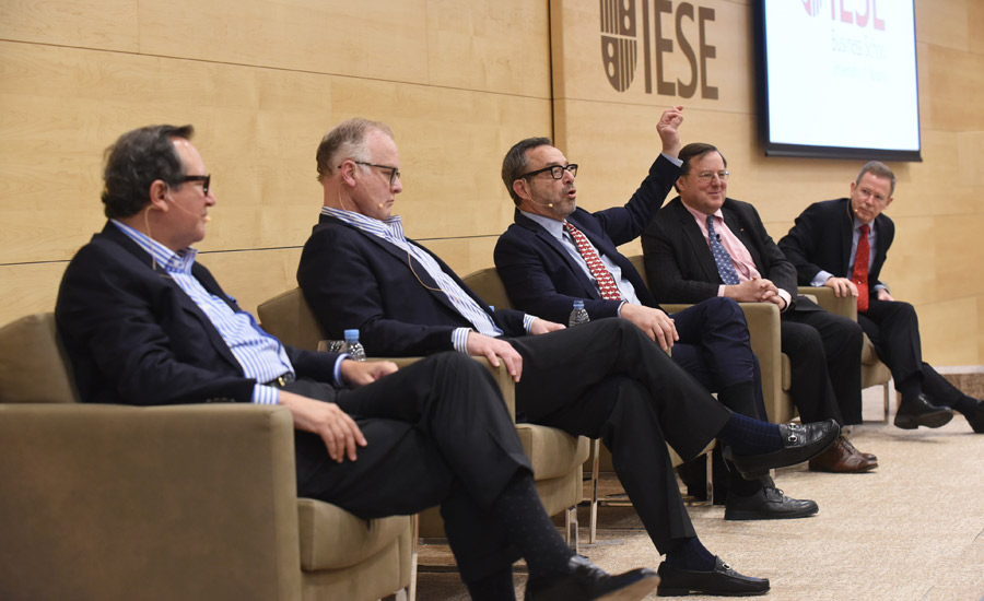 US Advisory Council | IESE Business School