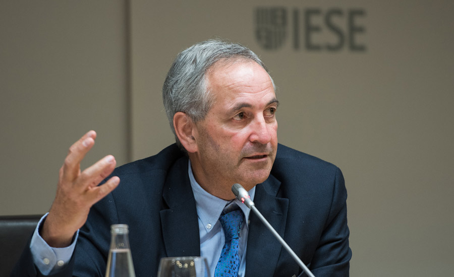 Daniel Franklin (The Economist) | IESE Business School