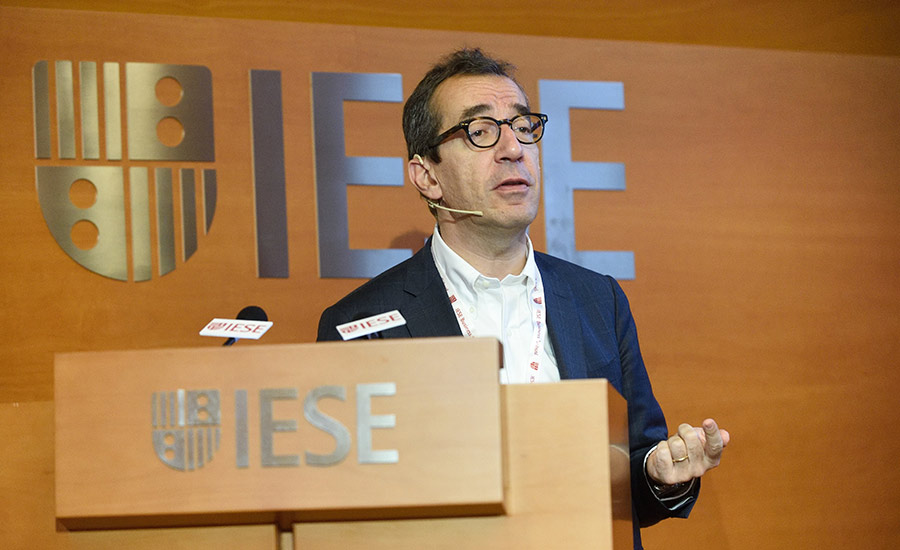Luca Solca (Exane BNP Paribas) | 17th Fashion and Luxury Goods Industry Meeting | IESE Business School