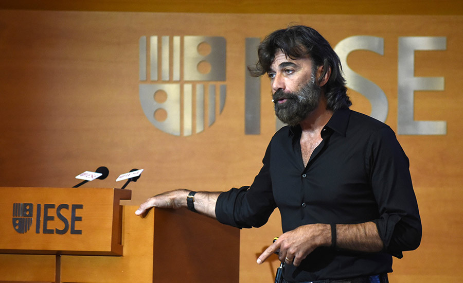 Patrizio Di Marco (Dolce & Gabanna) | 17th Fashion and Luxury Goods Industry Meeting | IESE Business School